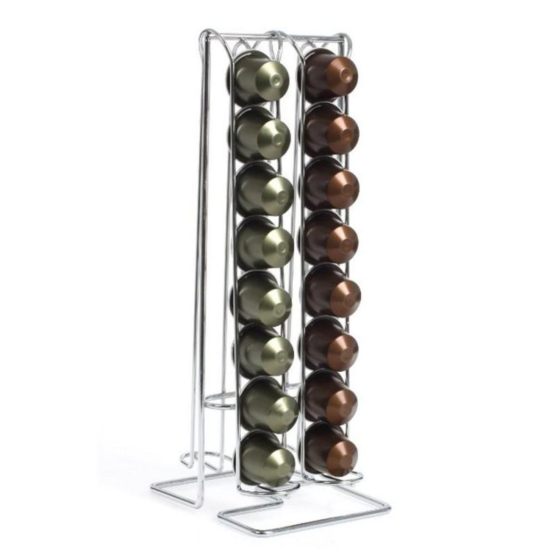 Porte-capsules compatible Nespresso x48