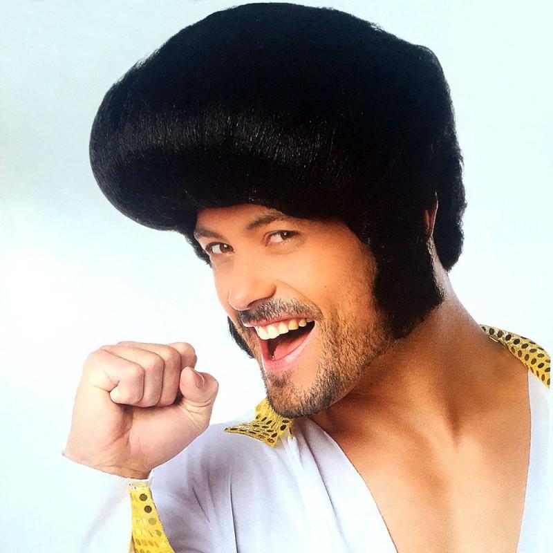 un perruque Elvis Presley