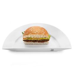 Assiette demie-portion