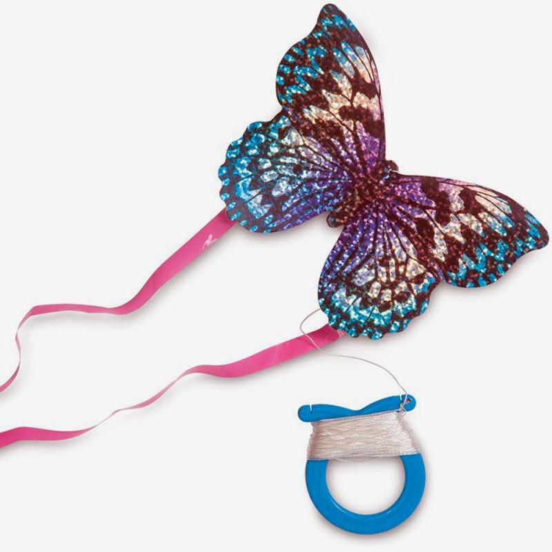 Mon papillon volant