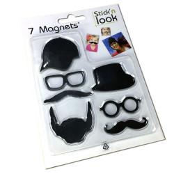 Magnets moustache