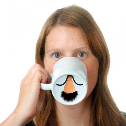 Mug Nez et Moustache