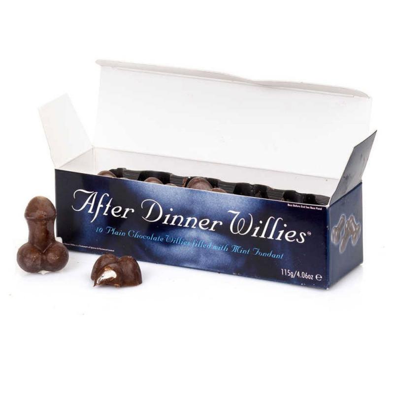 Zizis chocolat-menthe After Dinner
