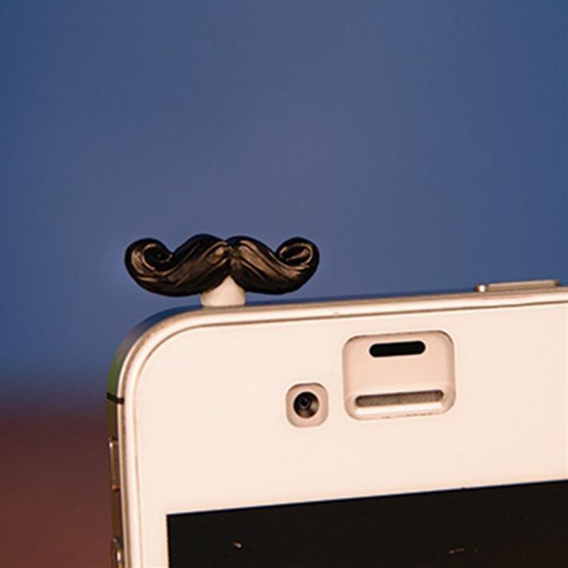Cache-prise Jack Moustache
