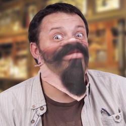 Bandana barbe
