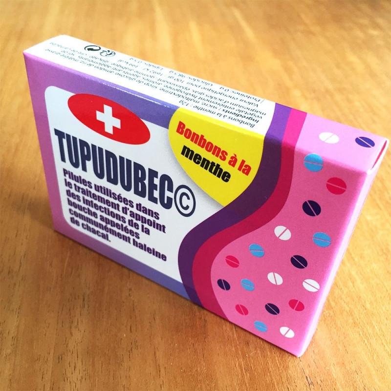 Médicament TUPUDUBEC, des Laboratoires Beurrrk