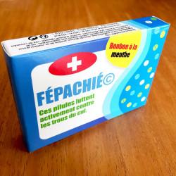 Médicament Fépachié, des Laboratoires Kucéré
