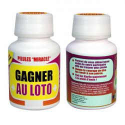 Médicament Pilules Miracle, Gagner au loto