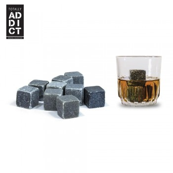 """Pierres """"glaçons"""" à whisky"""