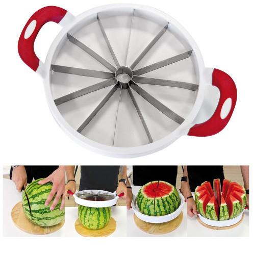 un appareil pour couper melons et pastèques