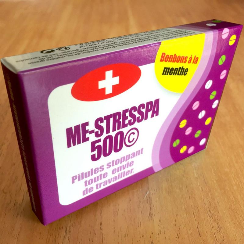 Médicament Me Stresspa 500