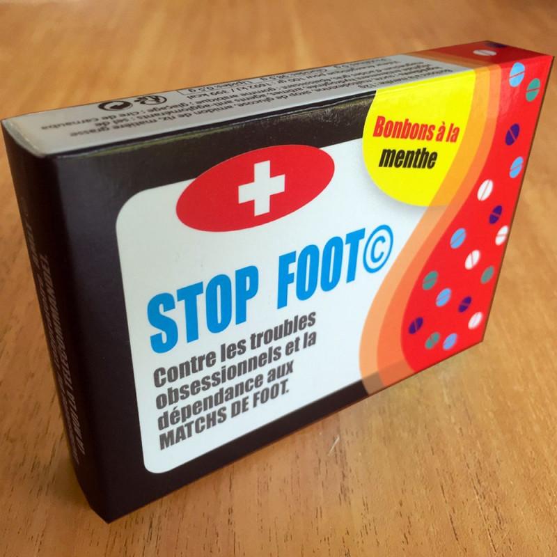 Médicament Stop Foot