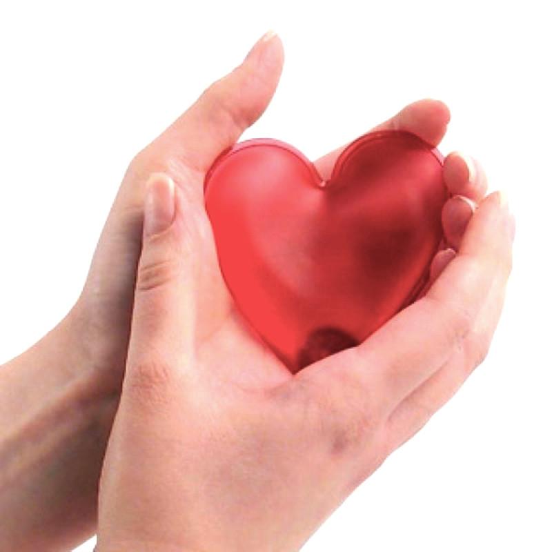 Coeur chauffant