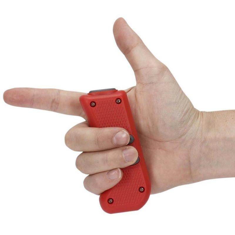 Finger shooter, boite à bruits