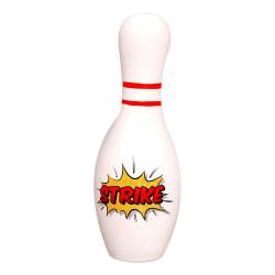 Tirelire quille de bowling