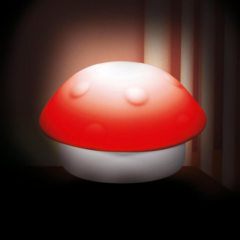 Lampe veilleuse champignon