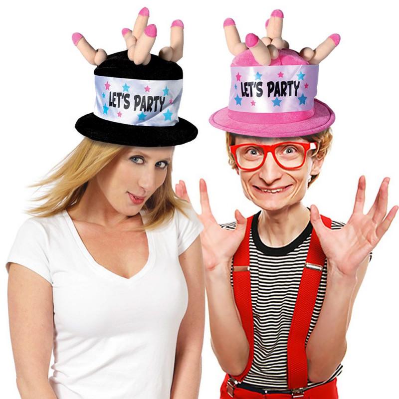 Chapeau festif zizis