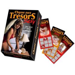 Chasse aux trésors sexy