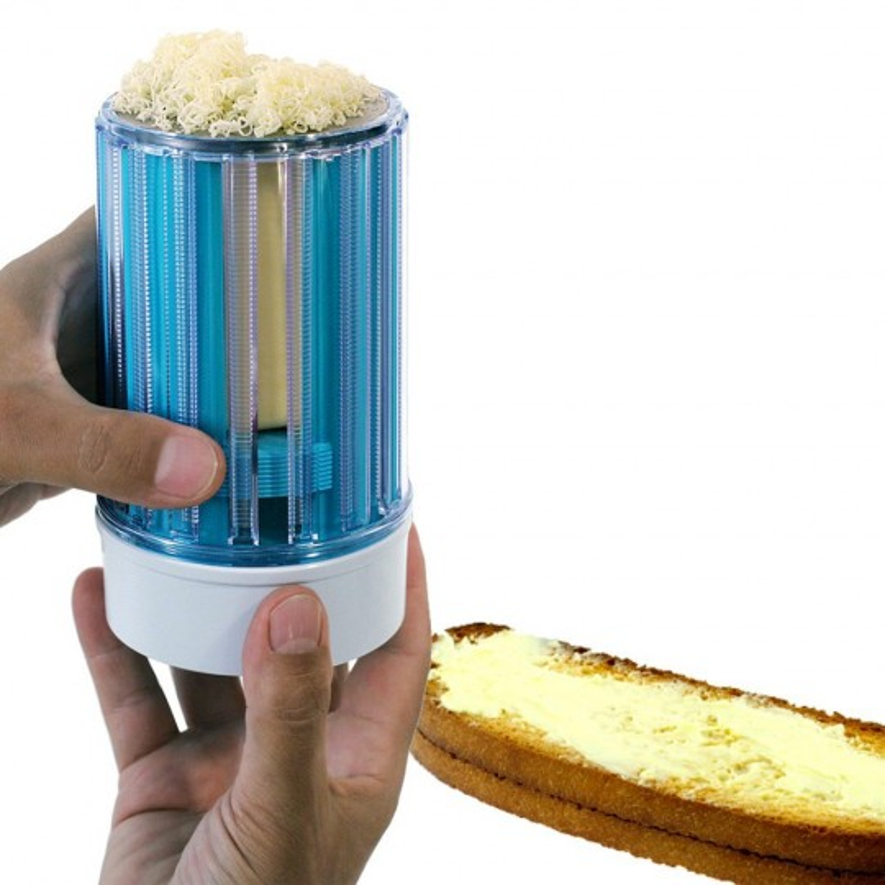 Easy butter, le beurre en mousse
