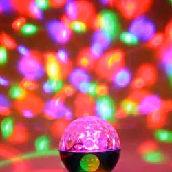 Enceinte bluetooth disco led