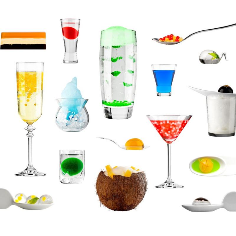 Coffret cocktail moléculaire R-évolution