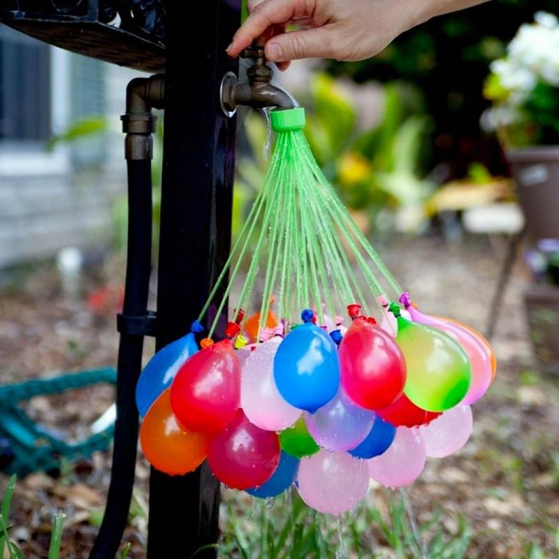 Bouquet magique de bombes à eau