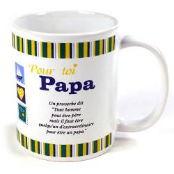 Mug Pour toi Papa