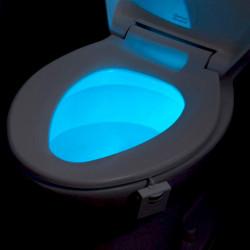 Illumibowl, éclairage astucieux pour WC
