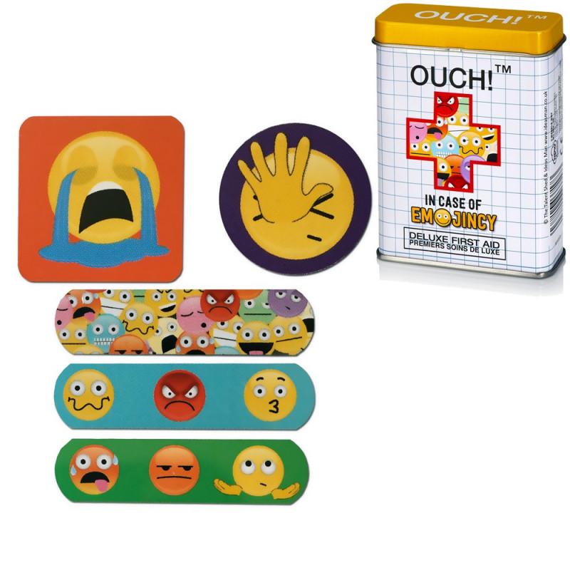 Pansements Emoji