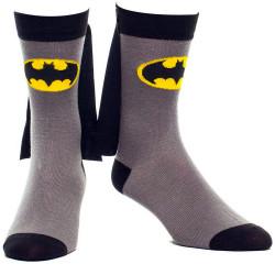 Chaussettes Batman avec cape