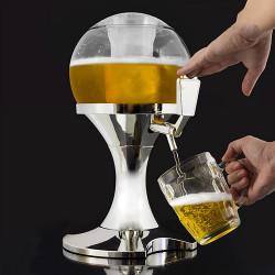 Distributeur réfrigéré à bière et boissons