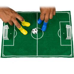 Jeu de foot pour doigts