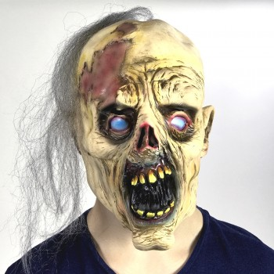 Masque d'horreur Zombie Latex