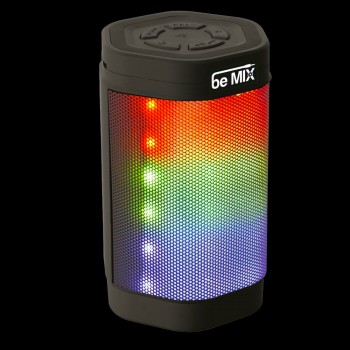 Enceinte bluetooth LED
