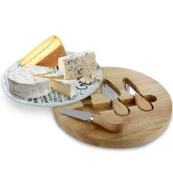 Plateau à fromage couverts intégrés