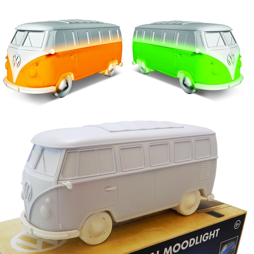 volkswagen minibus combi vw campervan lampe d 39 ambiance led rvb multicolore neuf ebay. Black Bedroom Furniture Sets. Home Design Ideas