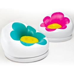 Fauteuil gonflable Fleur