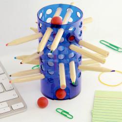 Pot à crayon insolite DeskDrop