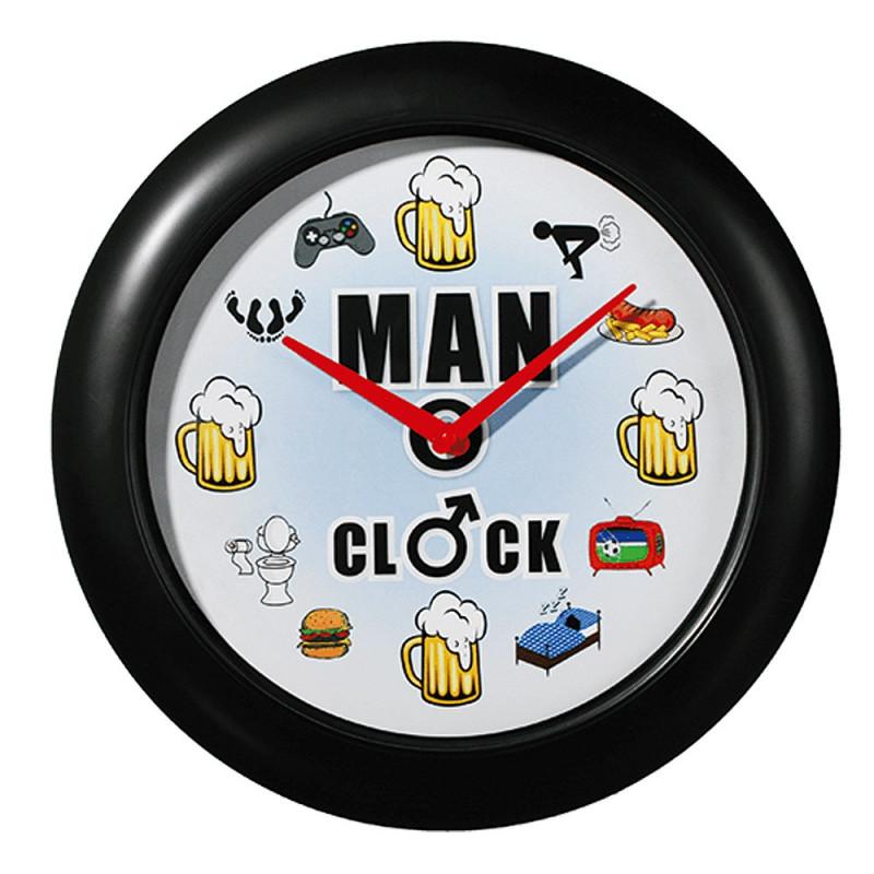 Horloge sonore pour homme