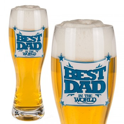 Verre à bière Best Dad