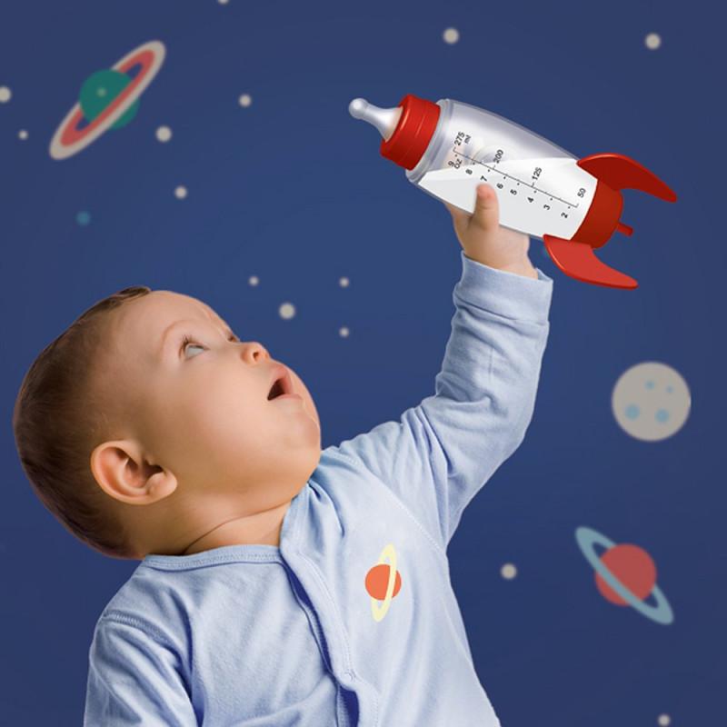 Biberon Fusée rocket