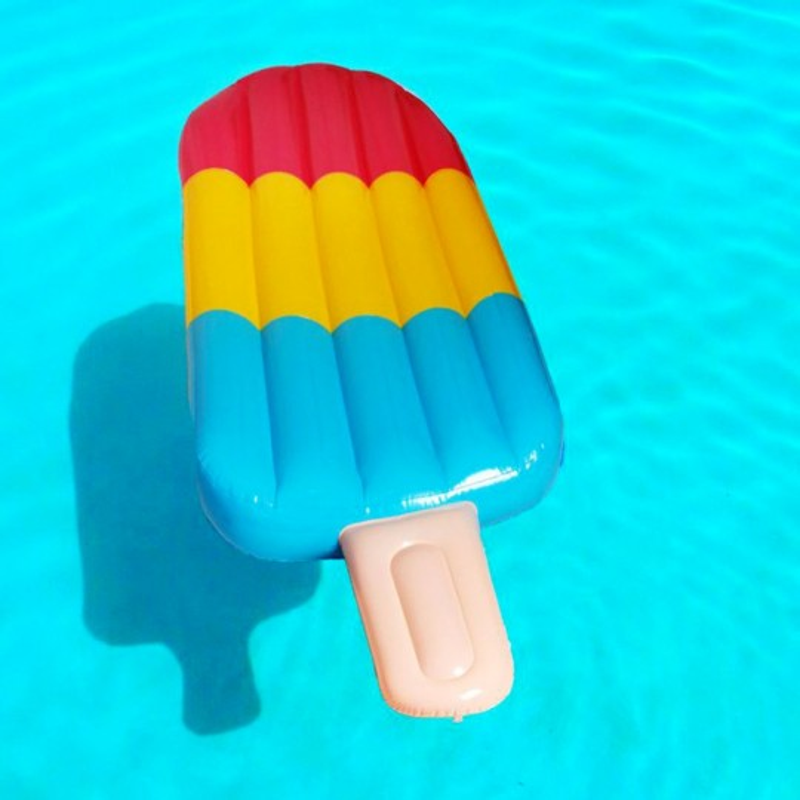 cadeau piscine matelas gonflable b tonnet de glace 16 95. Black Bedroom Furniture Sets. Home Design Ideas