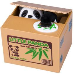 Tirelire Panda voleur