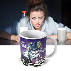 Mug Trop dur le matin