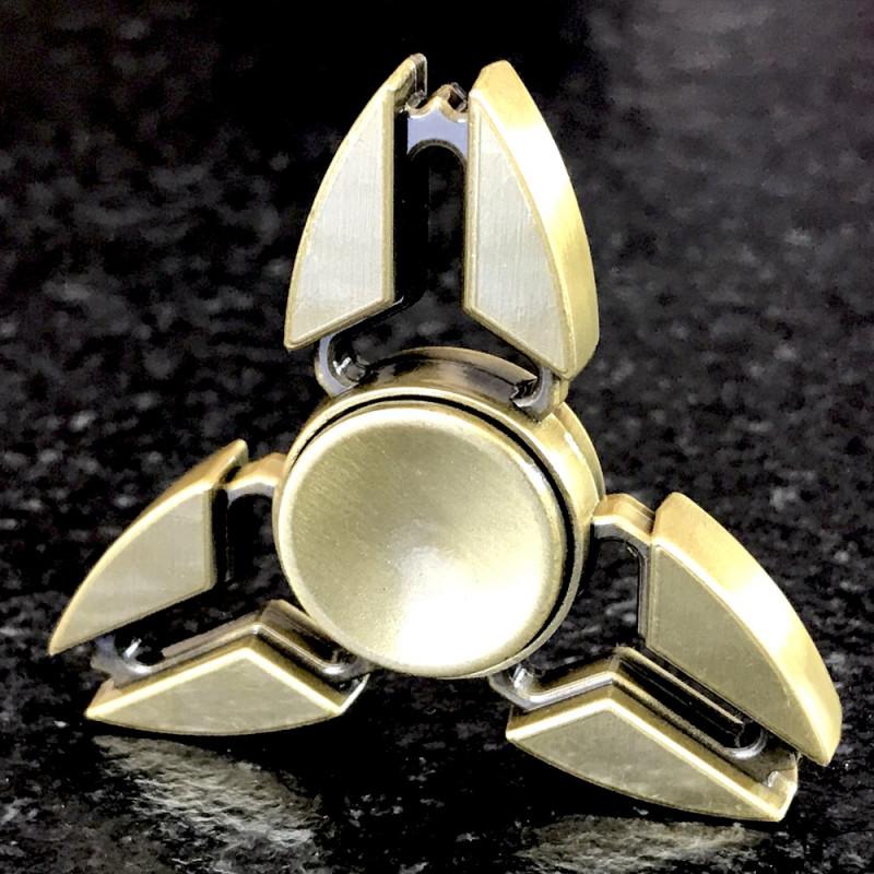 Hand spinner prestige métal, gadget concentration