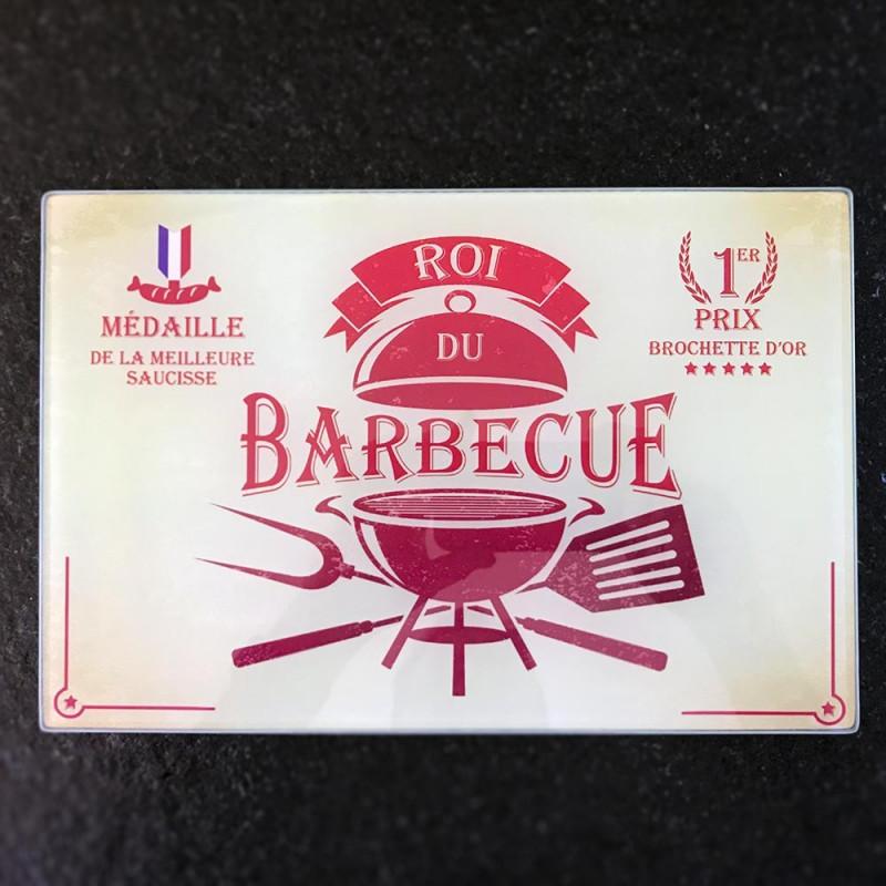 Planche à découper Roi du Barbecue