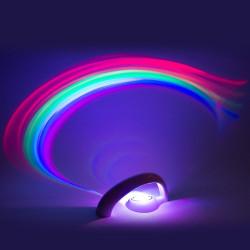 Rainbow in my room, l'arc-en-ciel domestiqué