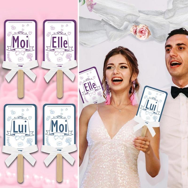 Jeu mariage Elle et Lui