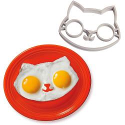 Moule pour oeuf au plat petit chat