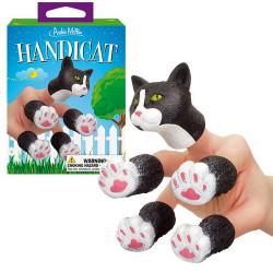 Handicat, Chat pour doigts